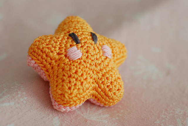 Free Crochet Pattern Download Starfish