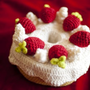 Knitting Pattern Central Food :   CROCHETED FOOD PATTERNS